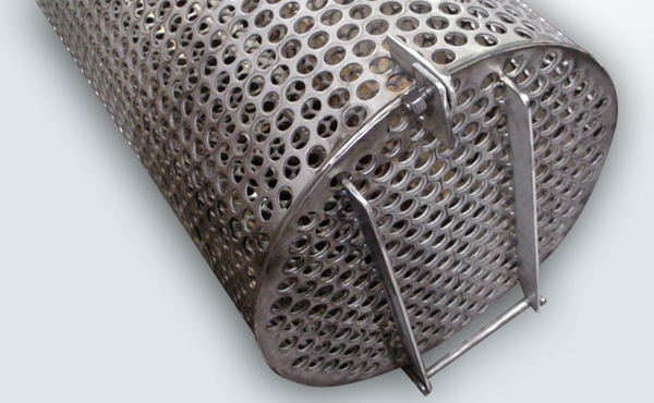 Houston Steel Fabricator Providing Perforated Panels And