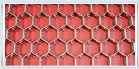 metal hex grating